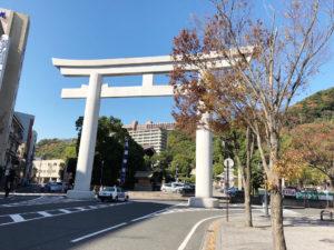九州地方縦断の旅